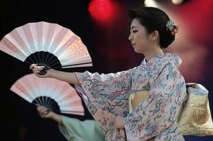 Japan Matsuri 2017 which took place in Trafalgar Square, London, 24th September 2017.