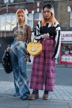 STREET STYLE FASHION BY PAT LYTTLE