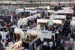 A General view image of PURE London at London's Kensington Olympia during the weekend of February 10th - 12th 2019