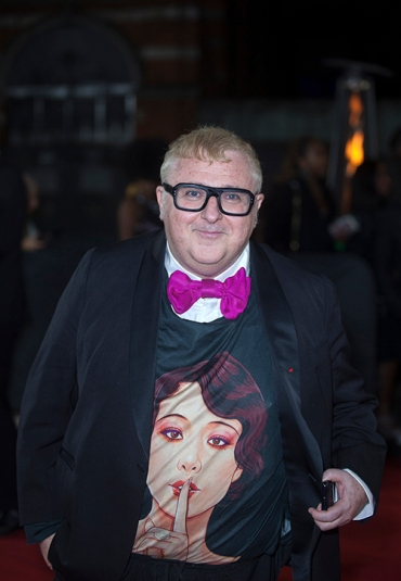 "Red carper arrivals at ""The Fashion Awards 2019"", which took place at The Royal Albert Hall in London, on December 2nd 2019. Image shows fashion designer Elber Elbaz"